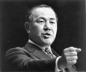 田中角栄内閣総理大臣名言語録