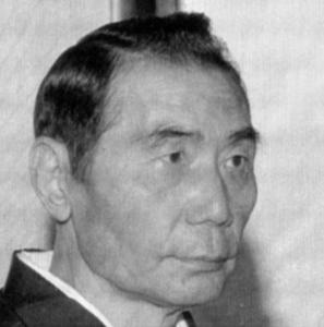 三代目山口組組長・田岡一雄